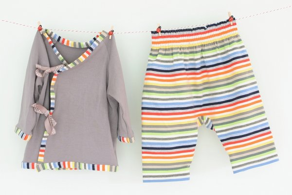 Baby Kimono Set