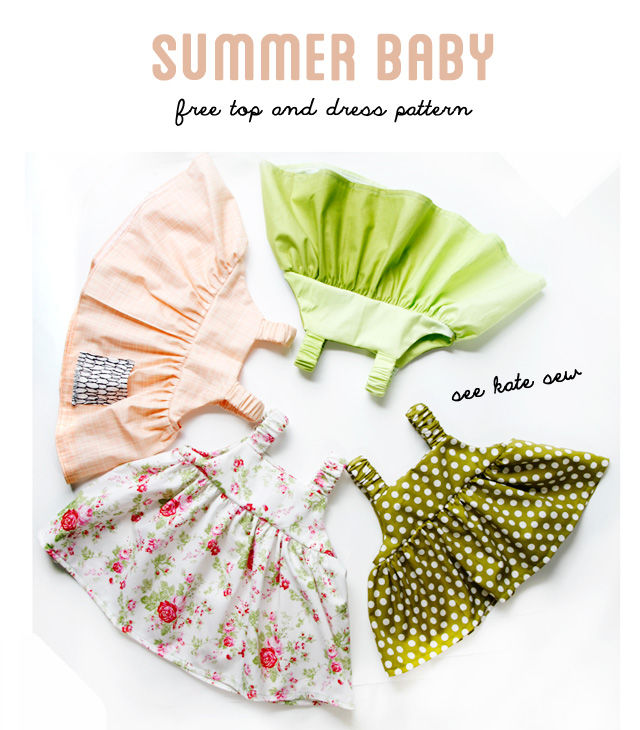 DIY Baby Project Round-up | WeAllSew