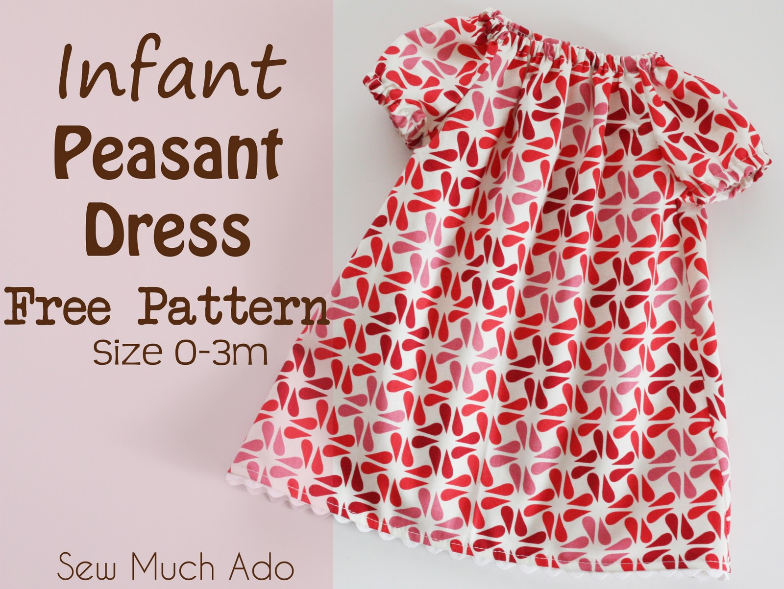 Homemade Baby Dress Patterns