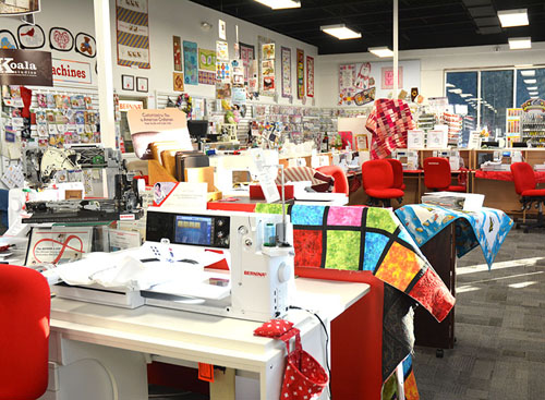 10 Reasons I Love My BERNINA Dealer