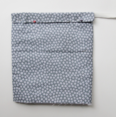 How to Make a Wrap Burp Cloth with Heat-Retaining Bottle Pocket