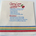 recipe towel