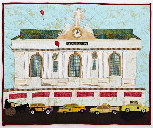 Grand Central Centennial Quilts - Finalist