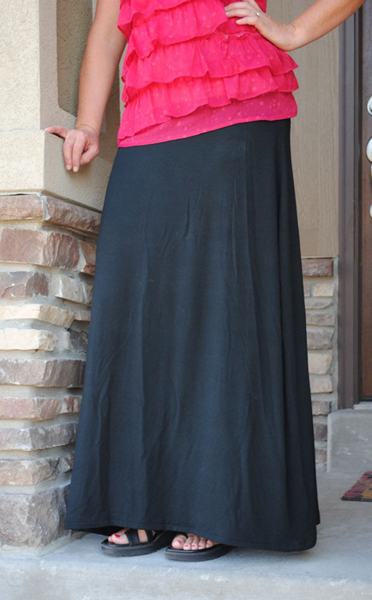 Maxi-Skirt Round-Up - Free sewing projects