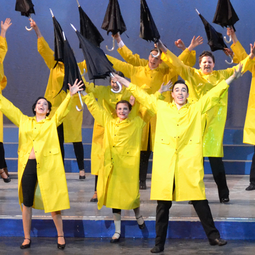 Costumes for Singing in the Rain