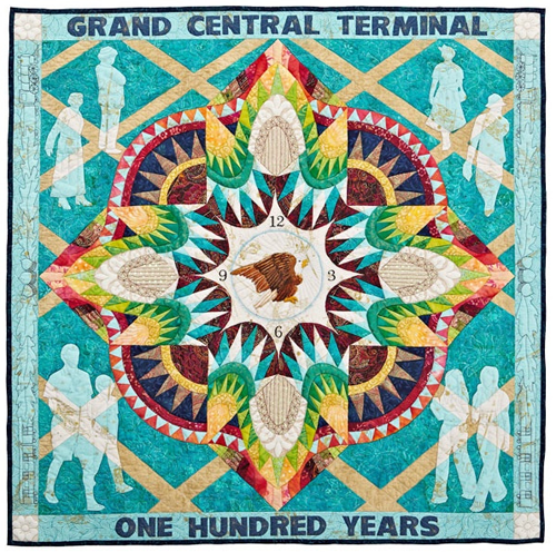 Grand Central Centennial Quilts - Grand Prize Winner