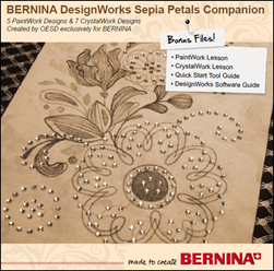 Sepia Petals Companion Collection