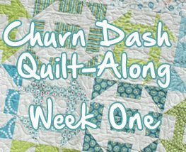 quilt-along with Amy Smart