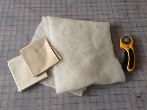 quilt materials