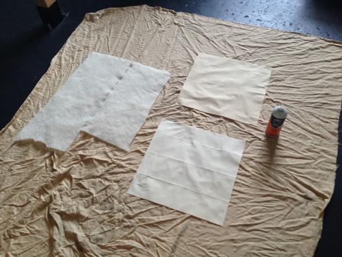 glue-basting