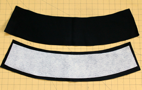apply interfacing to fabric