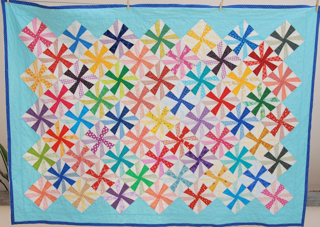 Volunteer Quilts with Margaret's Hope Chest
