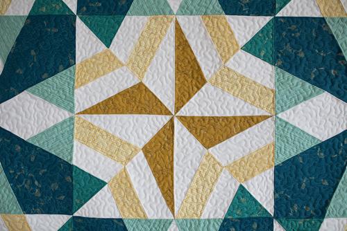 Quilt by Faith Jones