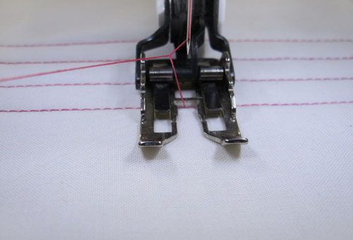 raising bobbin thread