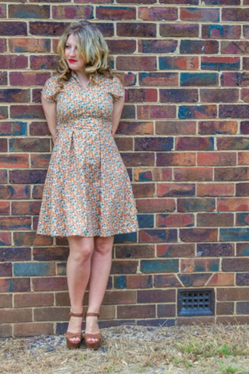 Indie Garment Pattern Tour, Week Three: Vintage-Inspired Patterns ...