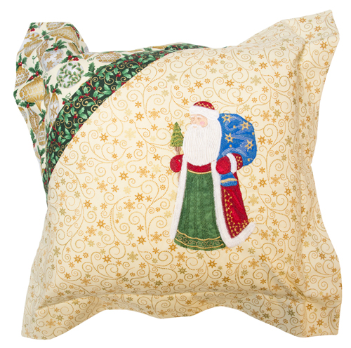 Father Frost - Santa Pillow