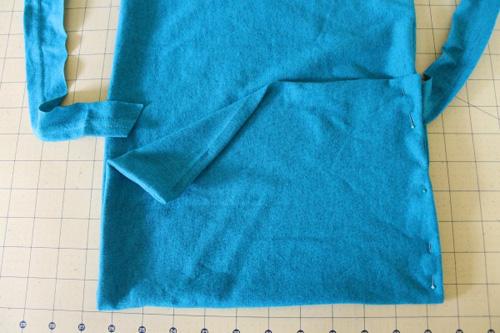 stitch sides