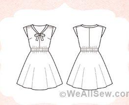 Indie Garment Pattern Week 2 - WeAllSew