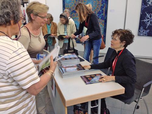 Paula Nadelstern book signing