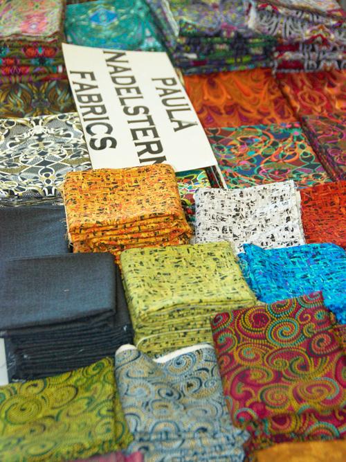 Paula Nadelstern fabrics