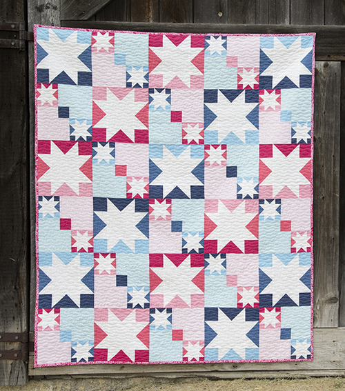 Summer Sparkle Quilt-Along with Faith Jones