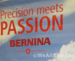 BERNINA University 2014