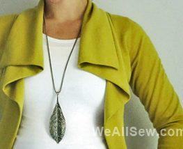 Liola Designs, Molly Cardigan