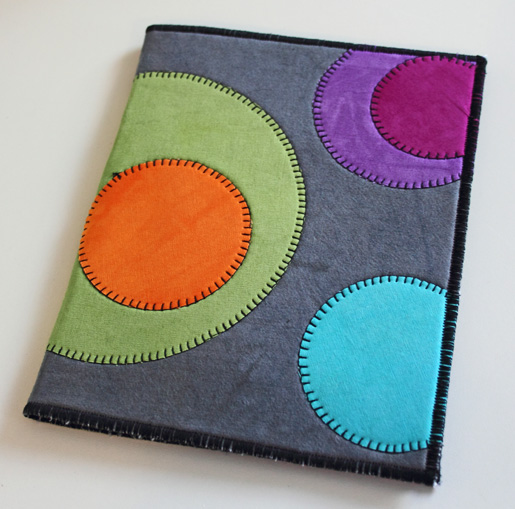 DIY Wool Applique Needle Book