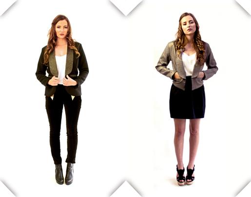 blazers, jackets