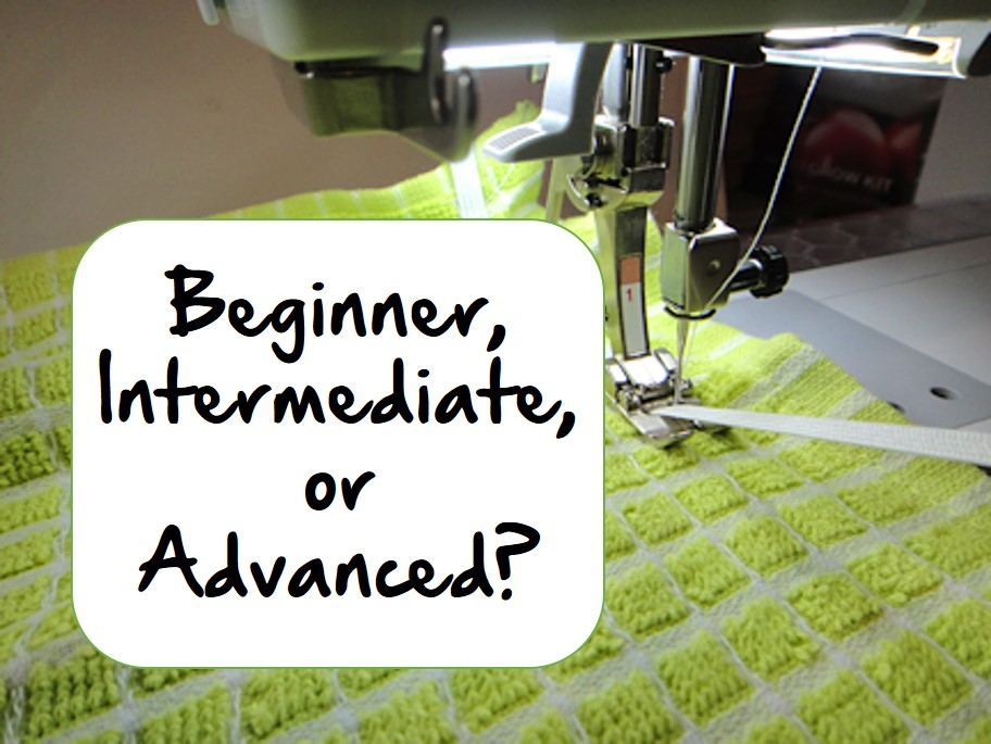 How to write a sewing tutorial