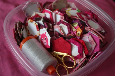EPP sewing kit