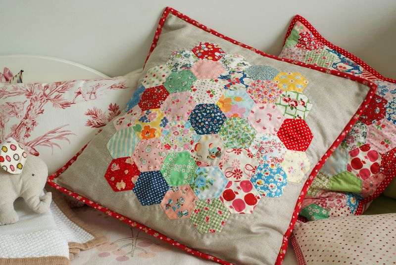 How To Sew English Paper Pieced Hexagons Weallsew