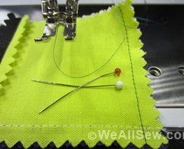 bent straight pins