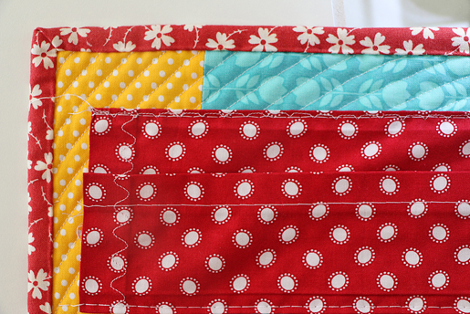 How to make a sleeve for your quilt