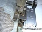 sewing machine blind hem