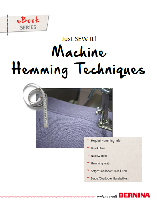 Machine Hemming Techniques eBook