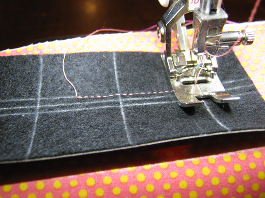 sewing pleather