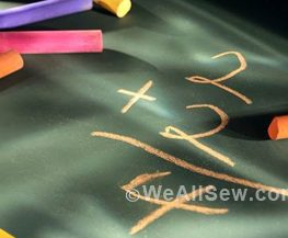 DIY back to school sewing projects