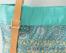 DIY Modernista Tote Bag
