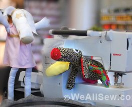 BERNINA Celebrates National Sewing Month in September