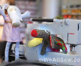 BERNINA celebrates national sewing month