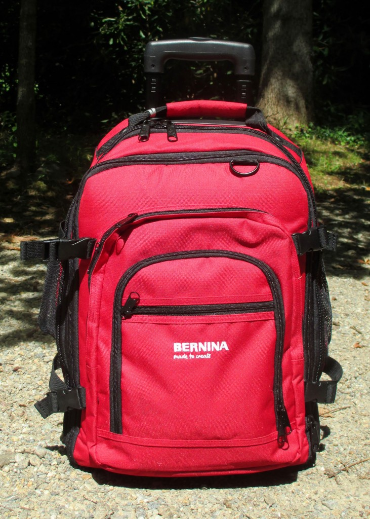 Win a BERNINA back pack
