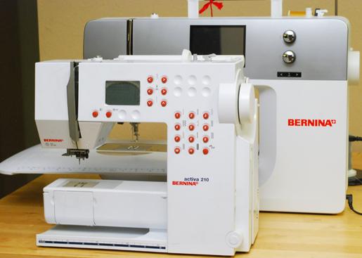 Seven Reasons Why I Love my BERNINA Sewing Machine for Free