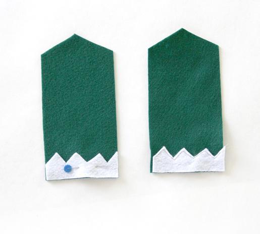 elf suit sleeves