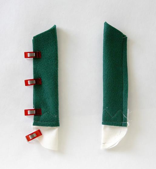elf sleeves