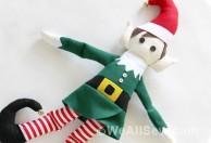diy Christmas Elf