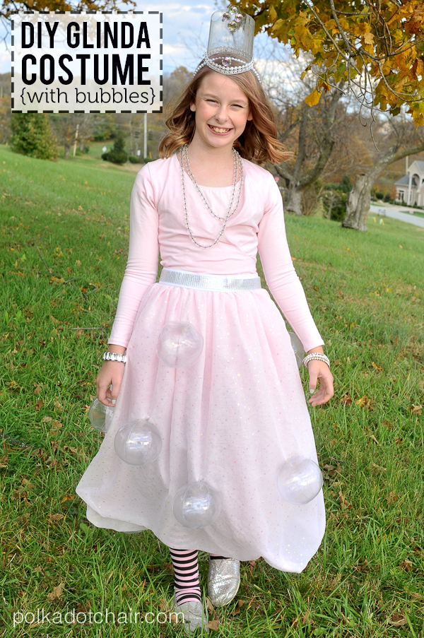 DIY-Glinda-Halloween-Costume