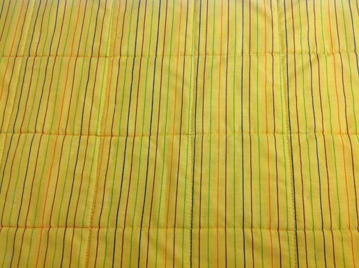 stitched grid