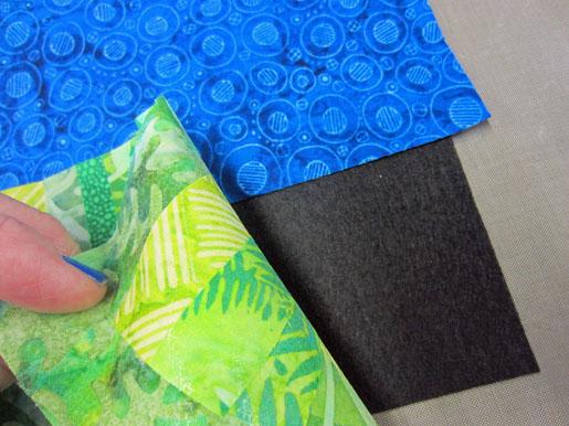 sky and landscape fabrics