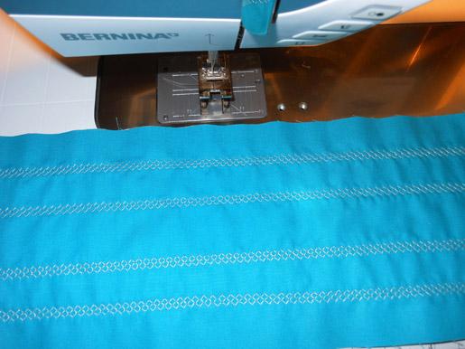 decorative stitching